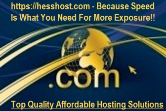 hesshost.com – Because Speed Is What You Need For More Exposure